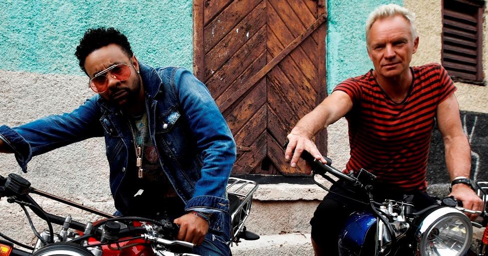 Sting & Shaggy il 3 agosto nella Piazza del Popolo di Ascoli Piceno