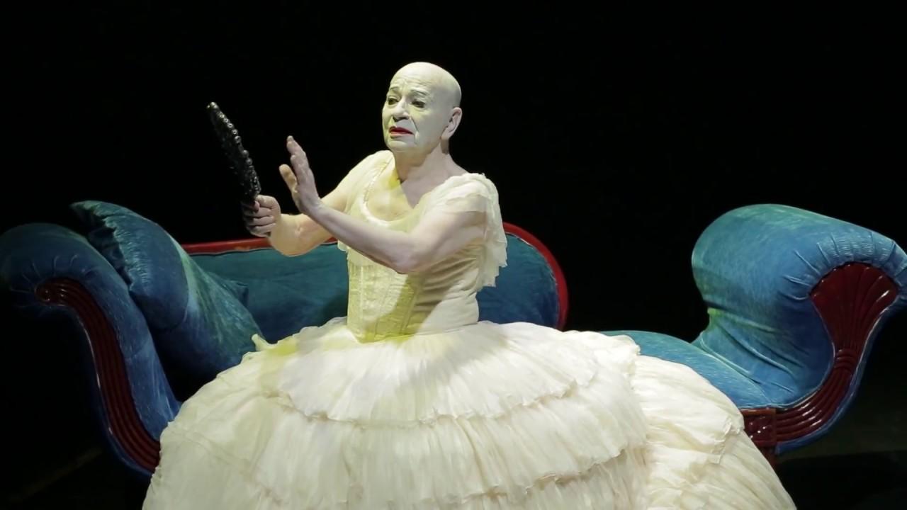 Ricordo di Lindsay Kemp, un genio teatrale