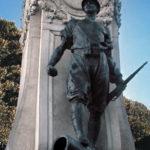 7. Reggio Calabria – monumento ai caduti, statua fante Musiculturaonline