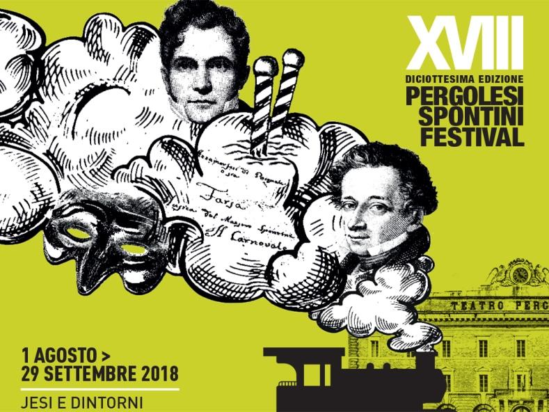 """In pieno svolgimento il XVIII FESTIVAL PERGOLESI SPONTINI dal tema """"Viaggio in Italia"""""""