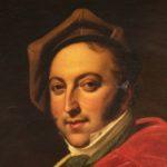 Ritratto di Gioachino Rossini Musiculturaonline tagliata