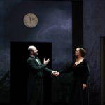 7 UN BALLO IN MASCHERA in scena Otar Jorjikia Riccardo o Re Gustavo e Ana Petricevic nel ruolo di Amelia @bo Musiculturaonline