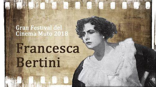 La IX edizione del Gran Festival del Cinema Muto di Milano dedicata alla Bertini