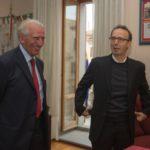 Franco Musarra e Roberto Benigni Musiculturaonline