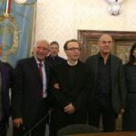 Ubaldo Scuppa, Franco Musarra, Roberto Benigni,Massimo Bacci, Lucia Chiatti Musiculturaonline