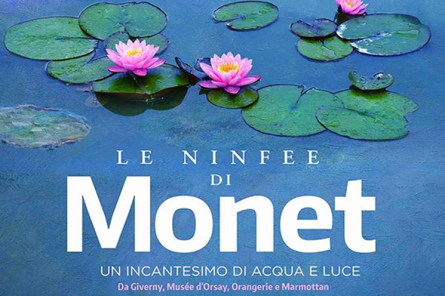 """""""Le Ninfee di Monet. Un incantesimo di acqua e luce"""", anteprima del film a Roma"""
