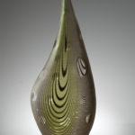 Lino Tagliapietra Senza titolo – scultura in vetro soffiato battuto e inciso Musiculturaonline