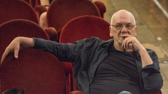 Ricordo del grande regista teatrale Ejmuntas Nekrošius