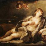 Luca Giordano – Maddalena col crocifisso (1660 circa) Musiculturaonline