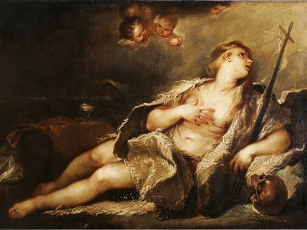 La Maddalena nella pittura tra peccato e penitenza