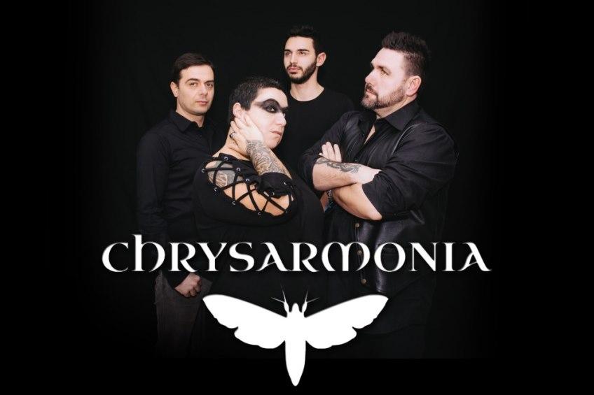 """È uscito """"Metamorphosis"""", l'EP di debutto dei Chrysarmonia"""