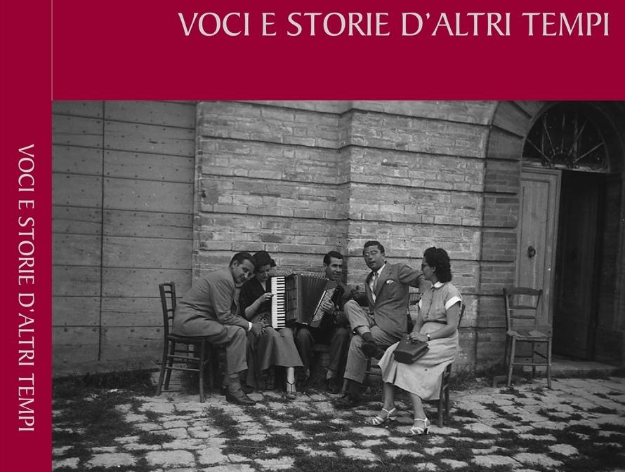 """""""Voci e Storie d'Altri Tempi"""" di Patrizio Paci"""