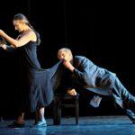 Memory (performance image from Dance for Haiti,Dansens Hus 2010)