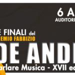Premio Fabrizio De André Musiculturaonline