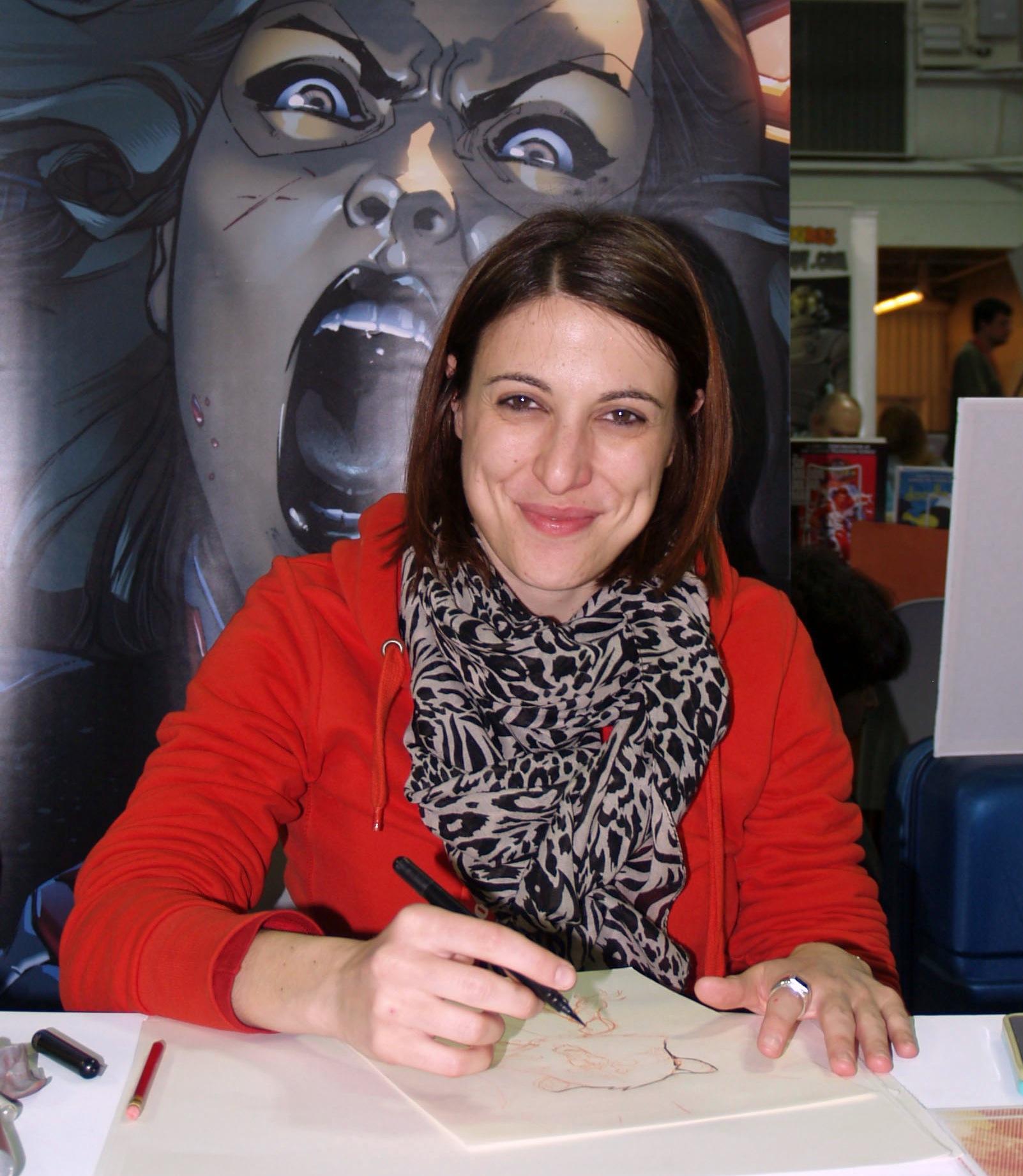 Una disegnatrice italiana vince l'Oscar 2019