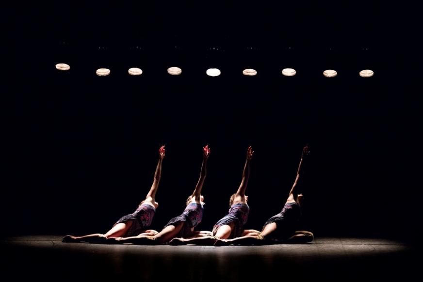 """""""THE THREAD"""", il filo nascosto della danza"""