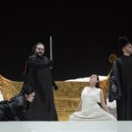 Aya Wakizono Idamante – René Barbera Idomeneo – Carmela Remigio Ilia – Carlos Natale Gran Sacer Musicul