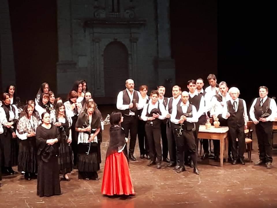 """Successo di """"Cavalleria Rusticana"""" e """"Maestro di cappella"""" a Pesaro"""