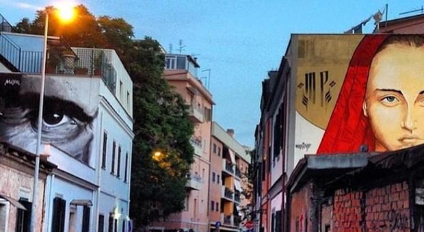 """""""Parlare d'arte al Pigneto"""", il documentario di Jo Amodio presentato a Roma"""