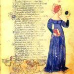 Una pagina del Manoscritto Mediceo-Laurenziano 40-52