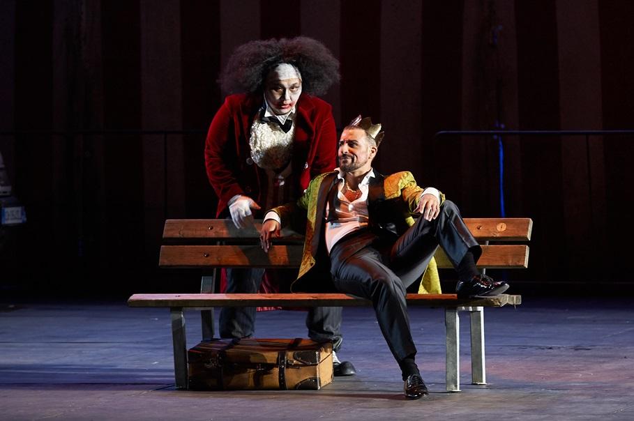 """Grande """"Rigoletto"""" al Macerata Opera Festival"""