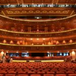 ROHM- Royal Opera House Muscat – interno Musiculturaonline