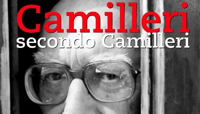 """Ricordo di Andrea Camilleri con l'intervista """"Camilleri secondo Camilleri"""""""