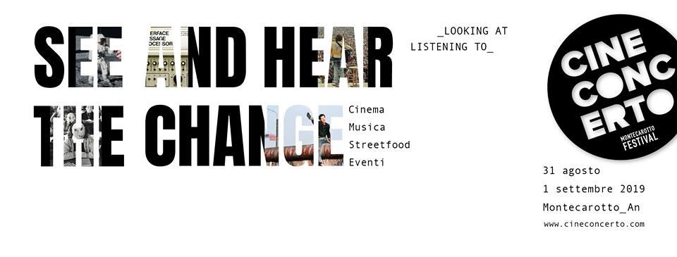 CINECONCERTO 2019: il festival di Cinema e Musica a Montecarotto