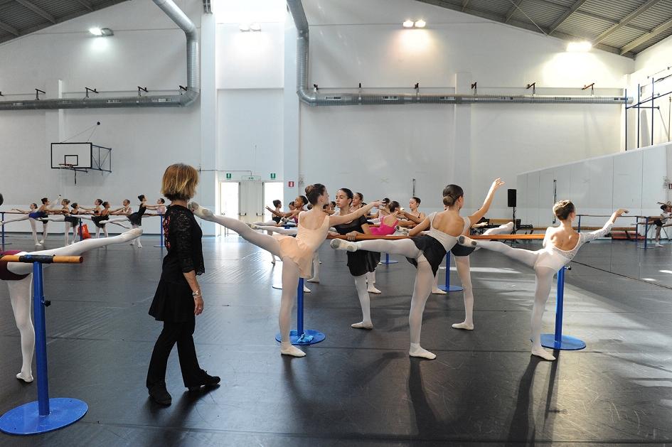 """""""Civitanova Danza per domani"""" con i Maestri della Scala e dell'Opéra di Parigi"""