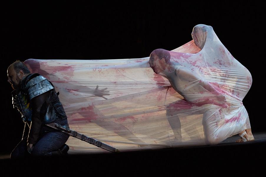 """Uno straordinario """"Macbeth"""" allo Sferisterio di Macerata"""