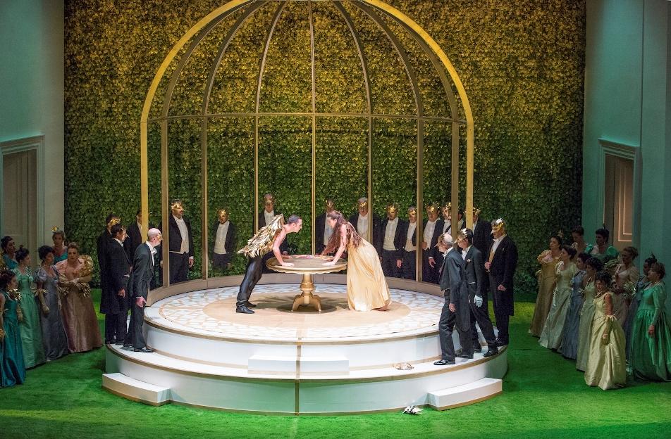 """Al via con """"Traviata"""" la stagione lirica del Delle Muse di Ancona"""
