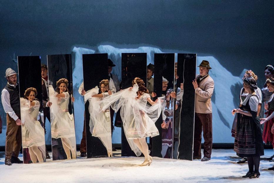 """Tutto perfetto per """"La sonnambula"""" al Teatro delle Muse di Ancona"""