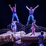 14. Laurence Labat Teeterboard Costumes Dominique Lemieux 2018 Cirque du Soleil Photo 4 Musiculturaonline