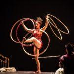 15. Laurence Labat. Hula-Hoop Costumes Dominique Lemieux 2018 Cirque du Soleil Photo 4 Musiculturaonline