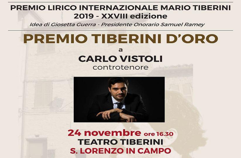 Premio Lirico Internazionale Mario Tiberini a San Lorenzo in Campo (PU)