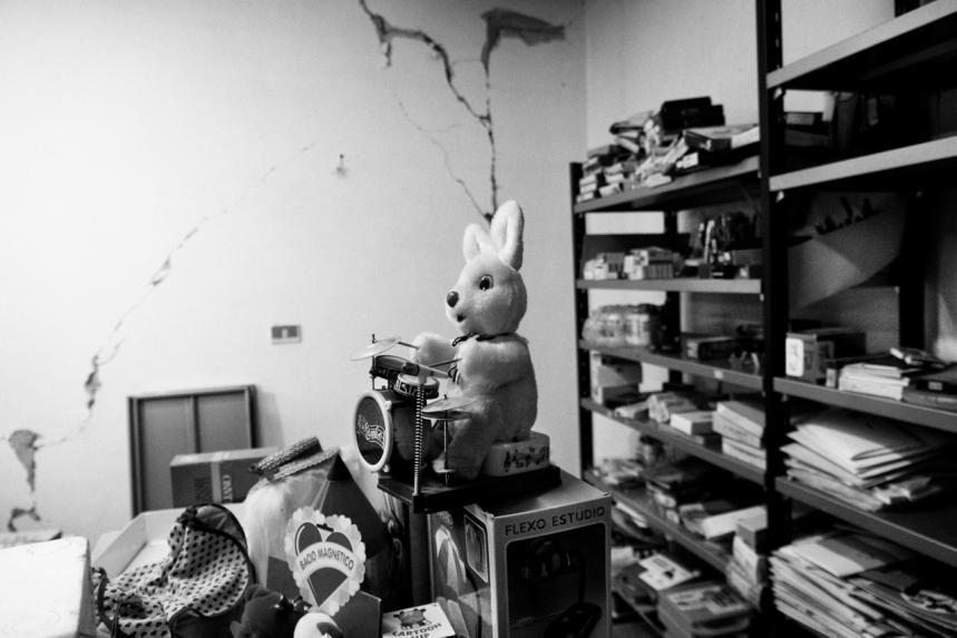 """""""Anime terremotate"""", un viaggio nelle terre del sisma di Stranges e Tourn"""