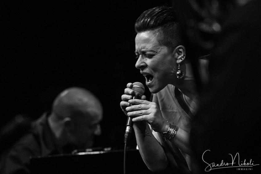 Claudia Cantisani torna al Blue Note di Milano