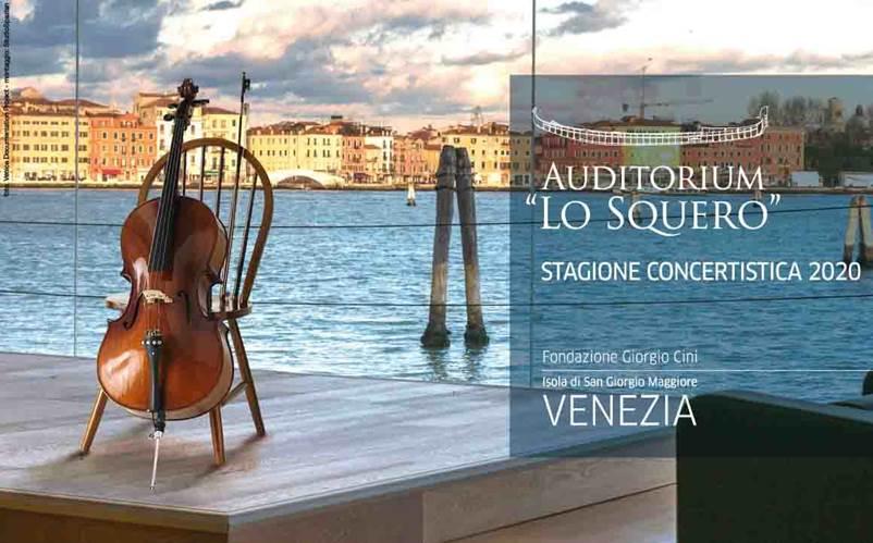 """""""ASOLO MUSICA"""" Stagione concertistica 2020"""