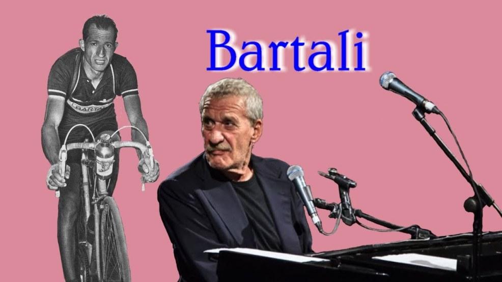 """""""Bartali"""" di Paolo Conte, una pennellata di musicale neorealismo"""