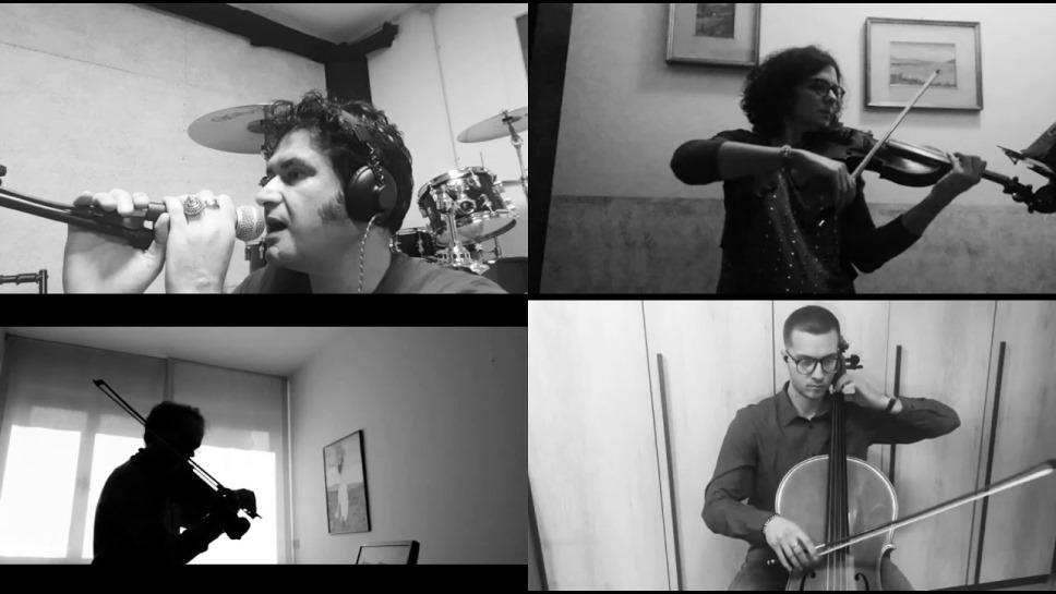 """""""Nel fashion string quartet"""", nuovo singolo degli Esperia"""