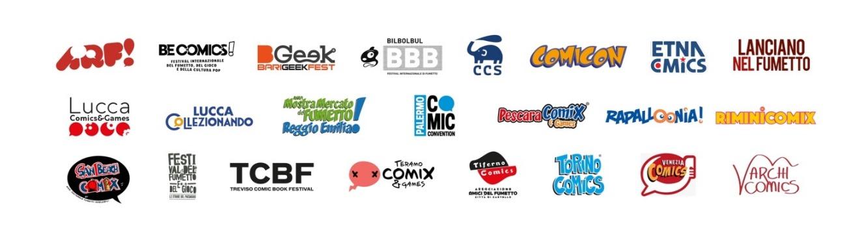 Appello di 23 Festival di Fumetto insieme per guardare avanti