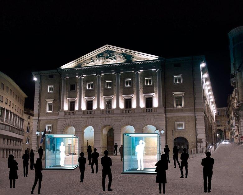 """""""L'attore nella casa di cristallo"""" ad Ancona"""
