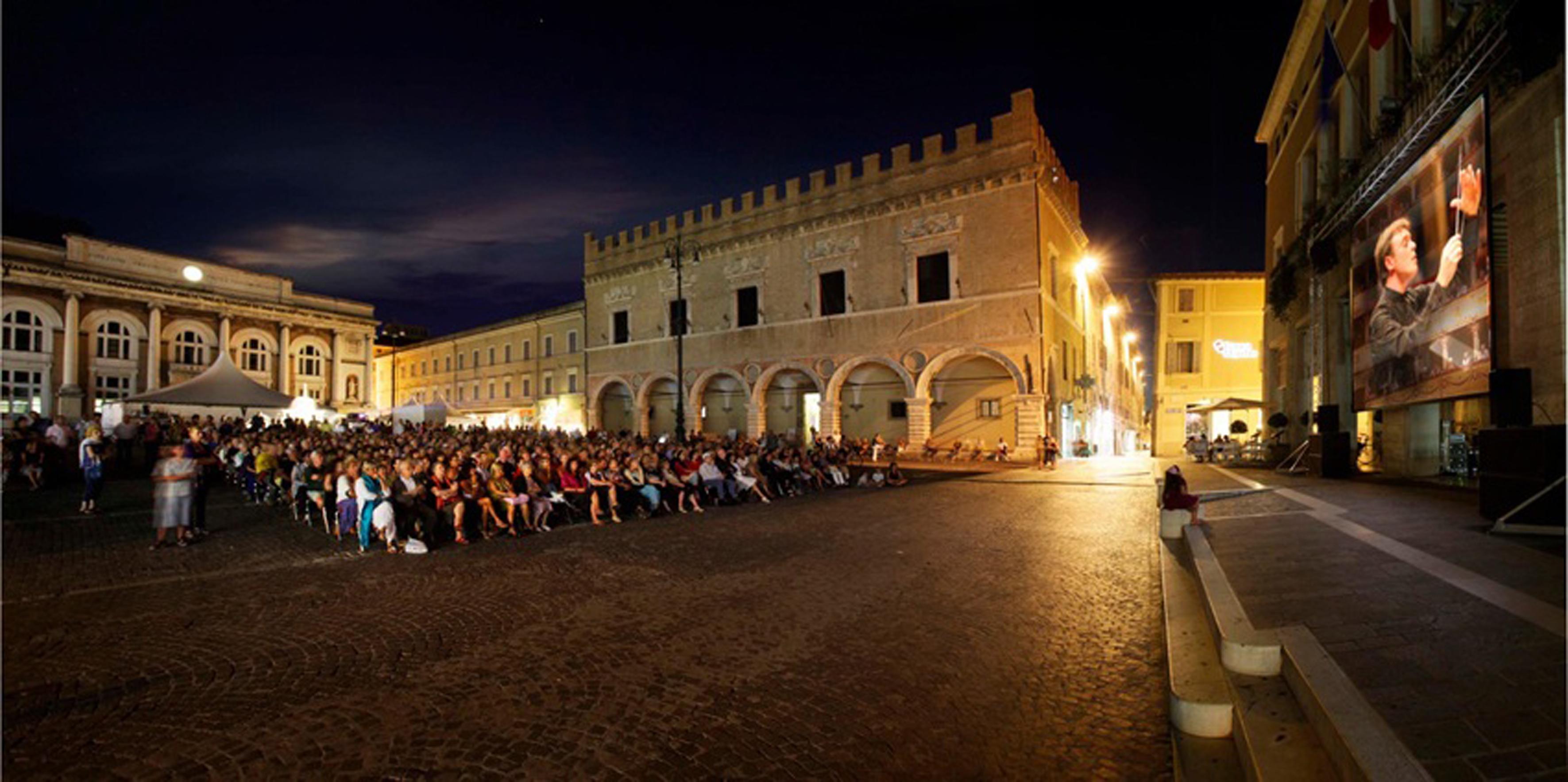 Edizione 2020 del Rossini Opera Festival dall'8 al 20 agosto