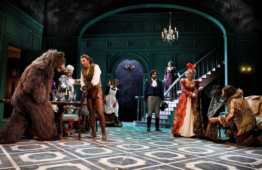 """""""La cambiale di matrimonio"""" al Rossini Opera Festival, un gran successo"""