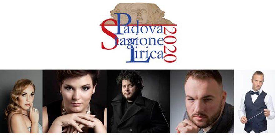 9 agosto Gran Galà Lirico Sinfonico a Castello Carrarese di Padova
