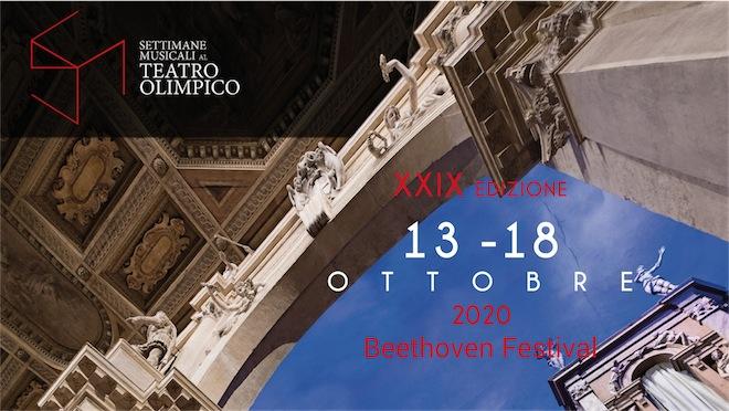 """""""Beethoven Festival"""" a Vicenza dal 13 al 18 ottobre"""