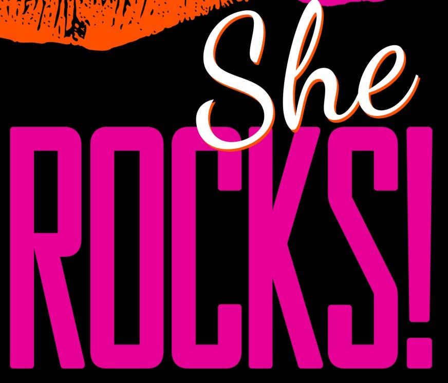 """""""SHE ROCKS! Giornaliste musicali raccontano"""" di Alessandra Izzo"""