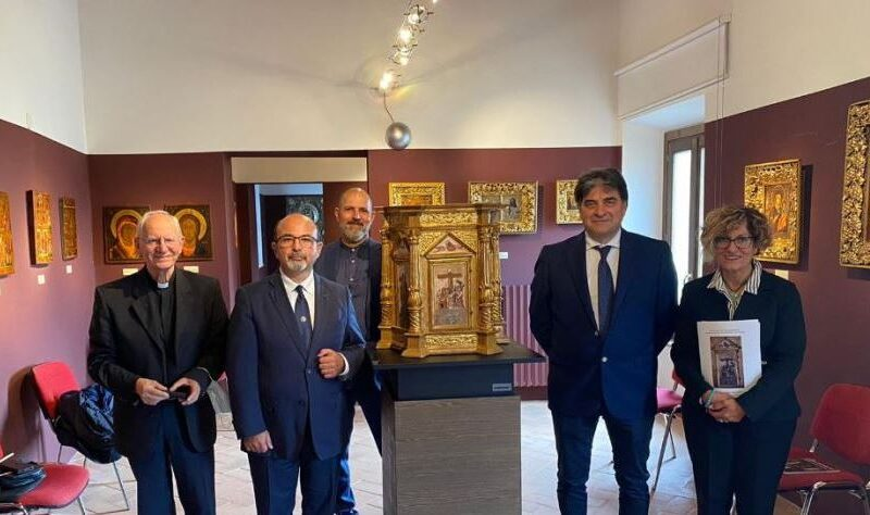 La Diplomazia Culturale Ellenica a Castignano per El Greco