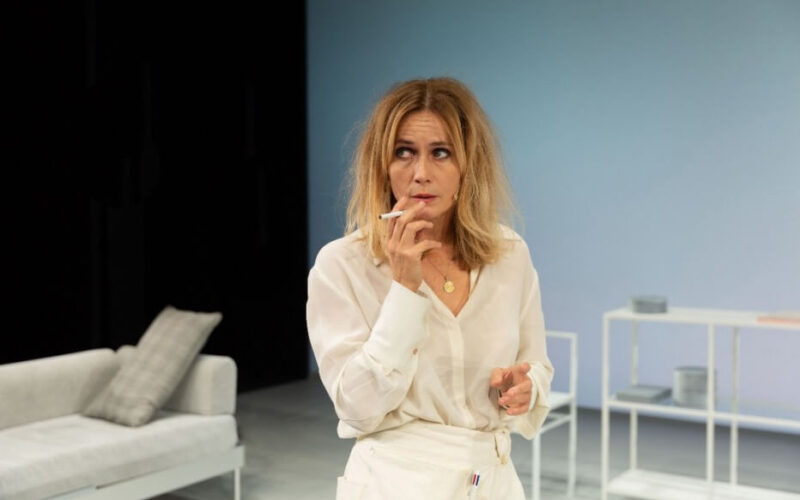 """Successo per """"Smarrimento"""", con Lucia Mascino, ad Ascoli Piceno"""
