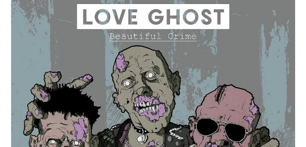 """Beautiful Crime"", il nuovo singolo dei Love Ghost"
